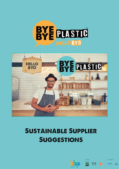 Sustainable Supplier Suggestions